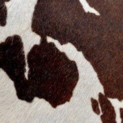 detalle pelo de vaca