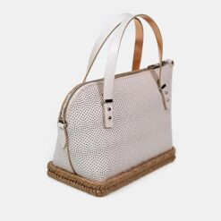 Bolso piel lateral