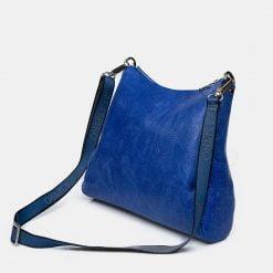 bolso-azul-piel-hecho-en-espana