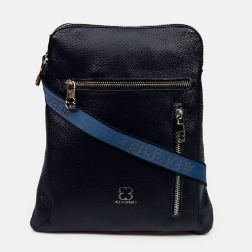 azul-marino-bolso-cremallera-caballero-piel