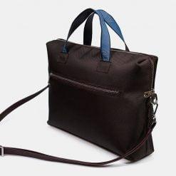 marron-bolso-caballero-portafolios-cremallera-ecologico