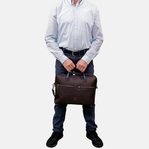 marron-bolso-portafolios-ecologico-caballero